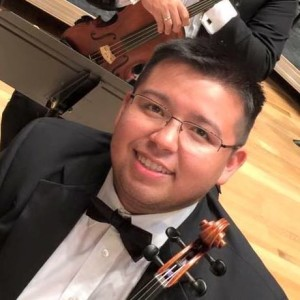 Miguel Gutierrez - Violin and Viola.