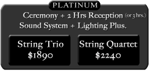 Platinum pricing